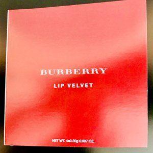 **3 for $18** BEAUTY - BURBERRY Lip Velvet Sampler